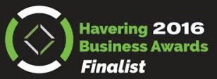 Up against some of Havering's best retail companies we was so please to be recognised in the top three best retail businesses in havering.